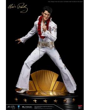 Elvis Presley Estatua 1/4...
