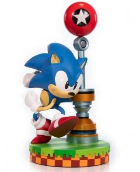 Sonic the Hedgehog Estatua...