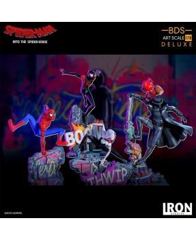 Iron Studios Spiderman Into...