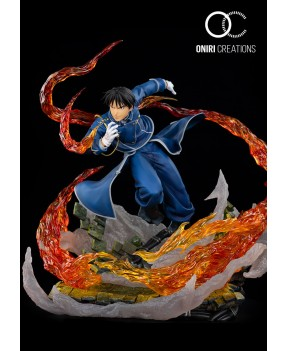 ROY MUSTANG – THE FLAME...