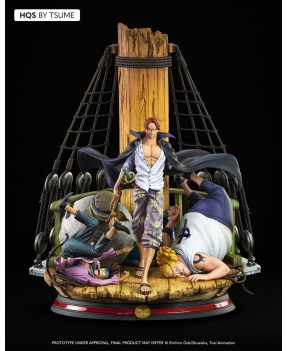 One Piece Shanks HQS Tsume
