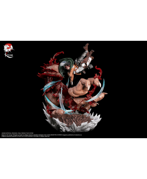 Kitsune: LEVI VERSUS...