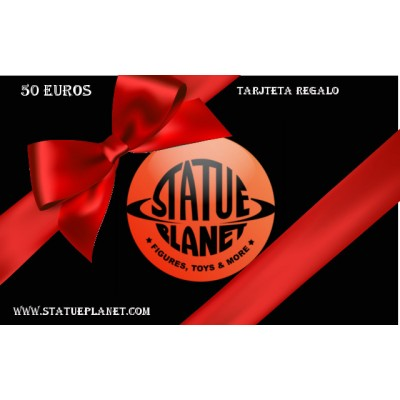 tarjeta-de-regalo-statue-planet-50-euros