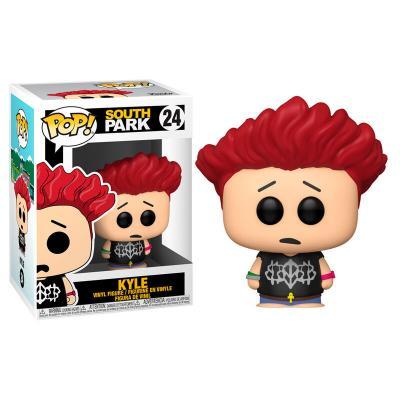 Figura POP South Park Jersey Kyle - Imagen 1