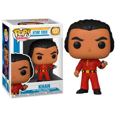 Figura POP Star Trek Khan - Imagen 1