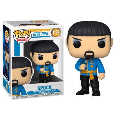 Figura POP Star Trek Spock Mirror Mirror Outfit - Imagen 1