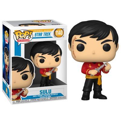 Figura POP Star Trek Sulu Mirror Mirror Outfit - Imagen 1
