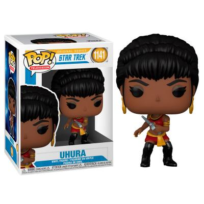 Figura POP Star Trek Uhura Mirror Mirror Outfit - Imagen 1