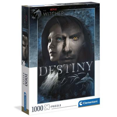 Puzzle The Witcher 1000pzs - Imagen 1