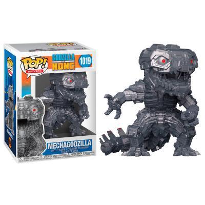 Figura POP Godzilla Vs Kong Mechagodzilla Metallic - Imagen 1