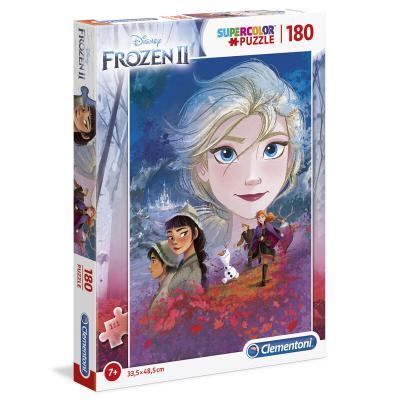 Puzzle Frozen 2 Disney 180pzs - Imagen 1