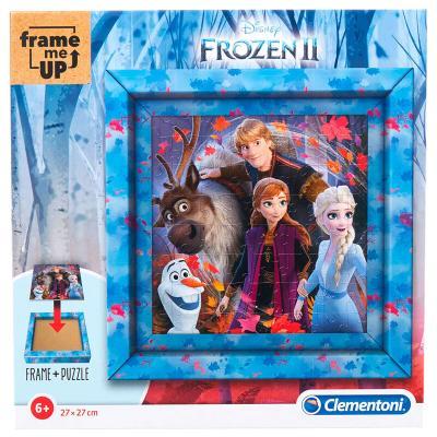 Puzzle Frame me Up Frozen 2 Disney 60pzs - Imagen 1