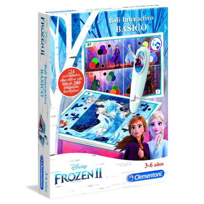 Boli Interactivo Frozen 2 Disney Español - Imagen 1