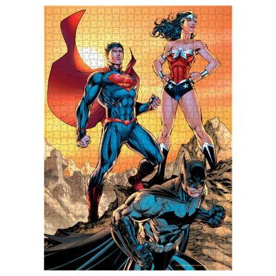 Puzzle Liga de la Justicia DC Comics 1000pzs - Imagen 1