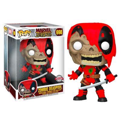 Figura POP Marvel Zombies - Zombie Deadpool Exclusive 25cm - Imagen 1