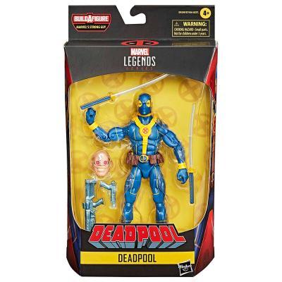 Figura Deadpool Goat Marvel Legends 15cm - Imagen 1