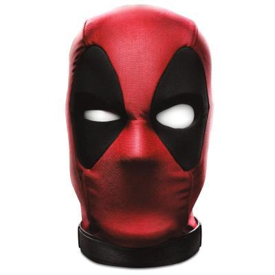 Cabeza Premium Interactiva Deadpool Marvel Legends Ingles - Imagen 1