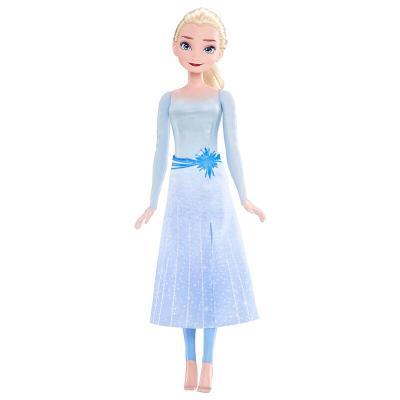 Muñeca Elsa Luz en el Agua Frozen 2 Disney - Imagen 1