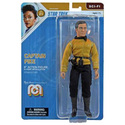Figura Captain Pike Star Trek Discovery 20cm - Imagen 1