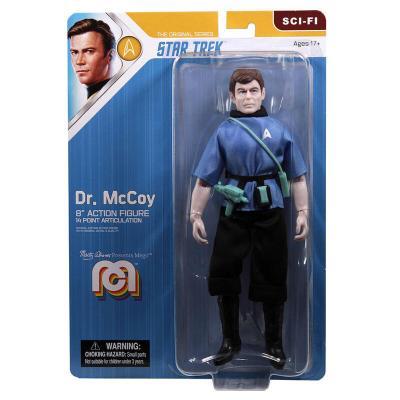 Figura Dr. McCoy Star Trek 20cm - Imagen 1