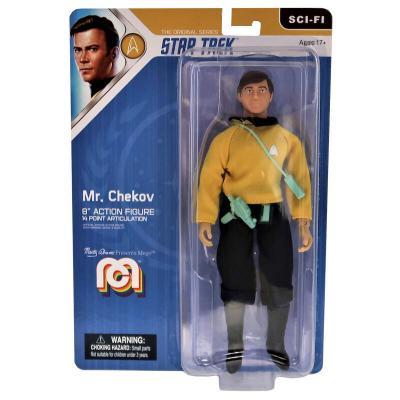 Figur Mr. Chekov Star Trek 20cm - Imagen 1