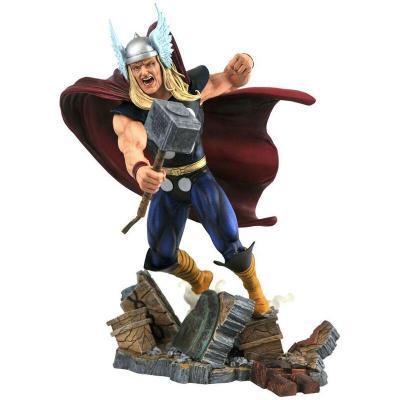 Estatua Thor Gallery Comic Marvel 23cm - Imagen 1
