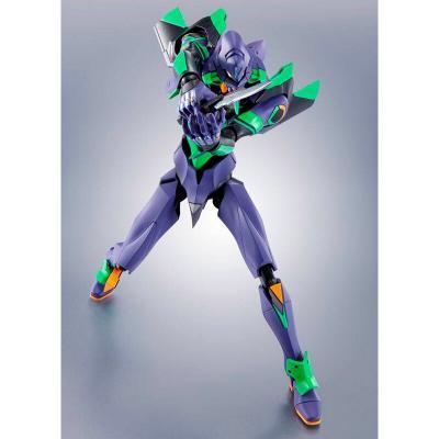 Figura Robot Spirits Side EVA Evangelion Test Type-01 Evangelion: 3.0+1.0 Thrice Upon a Time 17cm - Imagen 1