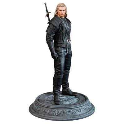 Estatua Geralt of Rivia The Witcher 22cm - Imagen 1