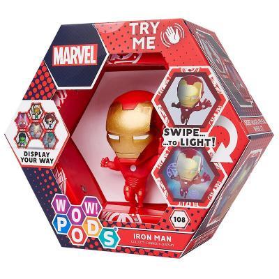 Figura led WOW! POD Iron Man Marvel - Imagen 1