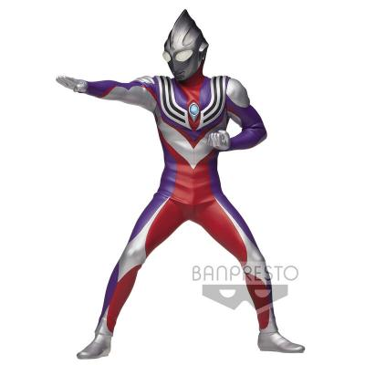 Figura tiga Blast Ultraman Tiga Hero s Brave 18cm - Imagen 1