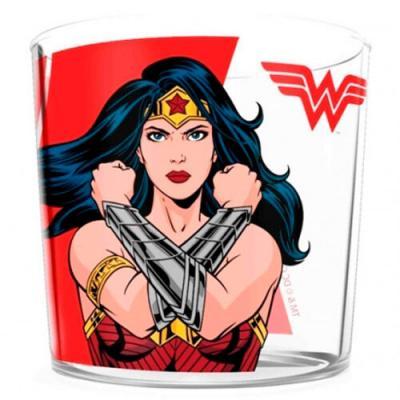 Vaso cristal Wonder Woman DC Comics - Imagen 1