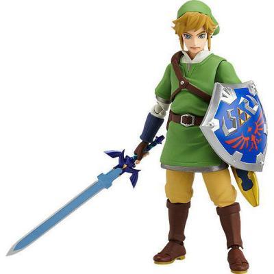 Figura Link Skyward Sword Figma The Legend of Zelda 14cm - Imagen 1