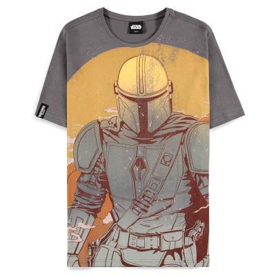 Camiseta The Mandalorian Star Wars - Imagen 1