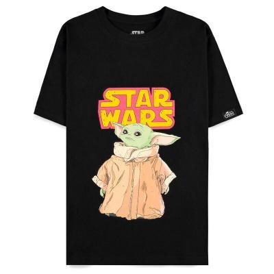 Camiseta mujer Yoda The Child The Mandalorian Star Wars - Imagen 1