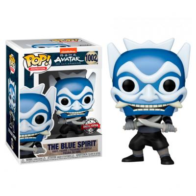 Figura POP Avatar The Last Airbender The Blue Spirit Exclusive - Imagen 1
