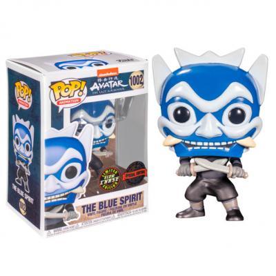 Figura POP Avatar The Last Airbender The Blue Spirit Exclusive Chase - Imagen 1