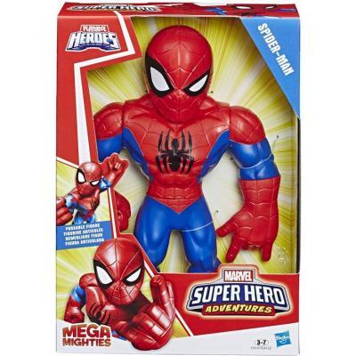 Figura Mega Mighties Spiderman Marvel 25cm - Imagen 1