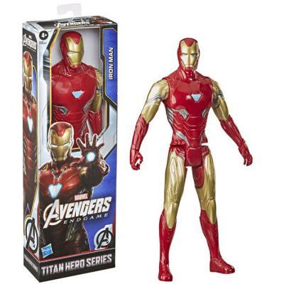 Figura Iron Man Titan Hero Avengers Marvel 30cm - Imagen 1