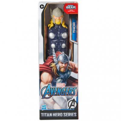Figura Thor Titan Hero Avengers Marvel 30cm - Imagen 1