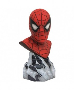 Spiderman bust 1/2 scale