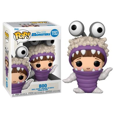 Figura POP Monsters Inc 20th Boo with Hood Up - Imagen 1