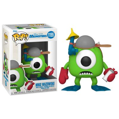Figura POP Monsters Inc 20th Mike with Mitts - Imagen 1