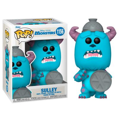 Figura POP Monsters Inc 20th Sulley with Lid - Imagen 1