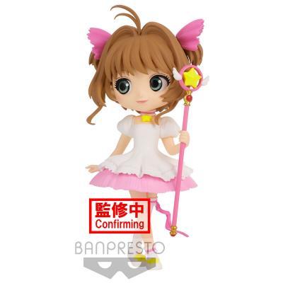 Figura Sakura Kinomoto Q posket 14cm - Imagen 1
