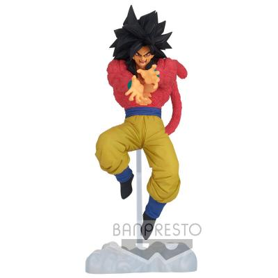 Figura Super Saiyan Son Goku Gt Tag Fighters Dragon Ball 17cm - Imagen 1