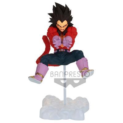 Figura Super Saiyan Vegeta Gt Tag Fighters Dragon Ball 17cm - Imagen 1