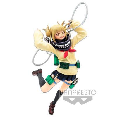 Figura Himiko Toga Vol.5 Banpresto Chronicle My Hero Academia 18cm - Imagen 1