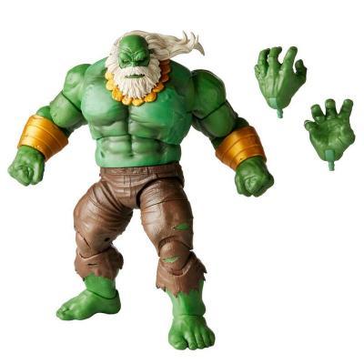 Figura Hulk Maestro 2021 Marvel Legends Series 15cm - Imagen 1