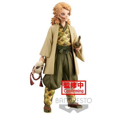 Figura Sabito Demon Slayer Kimetsu No Yaiba 16cm - Imagen 1