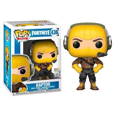 Figura POP Fortnite Raptor - Imagen 1